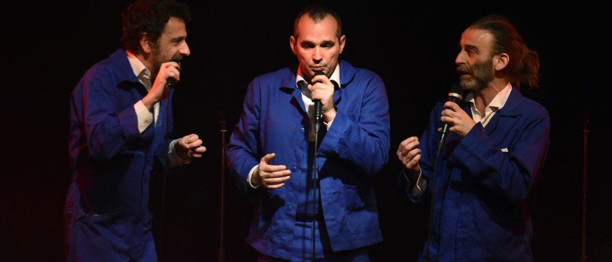 Permalink to: Trio La Maraude – chanson française