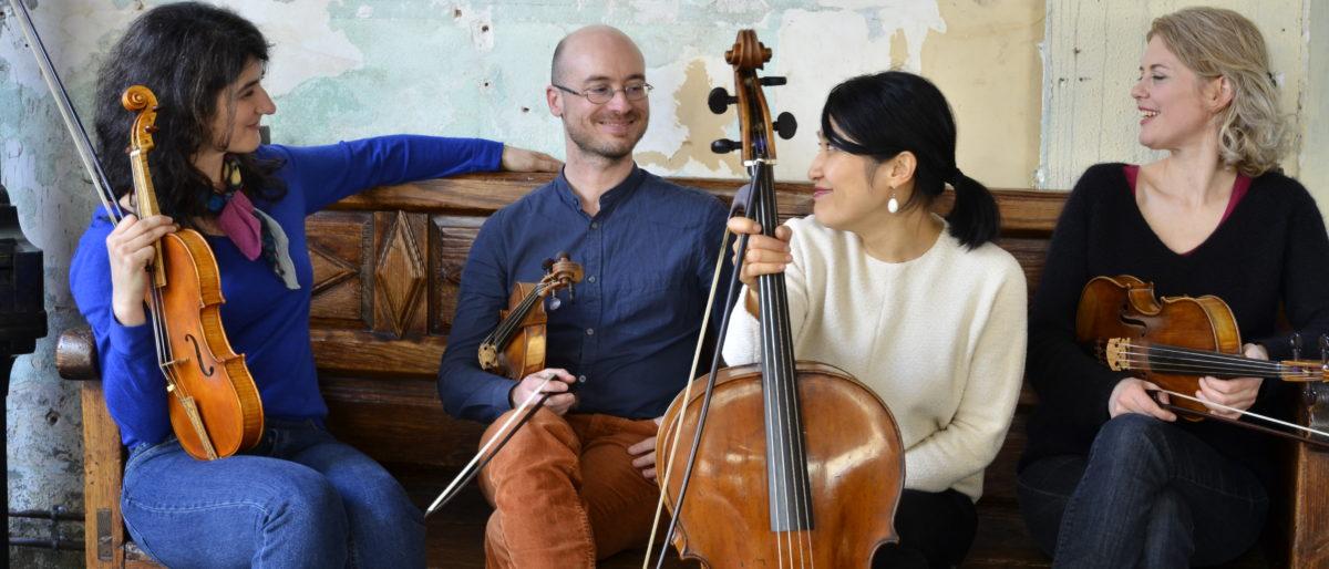 Permalink to: Les Récréations – quatuor baroque